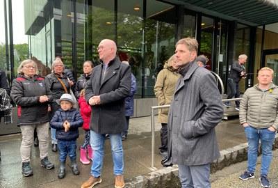 Yvirlýsing í sambandi við politiska álopið á verkfalsrættin